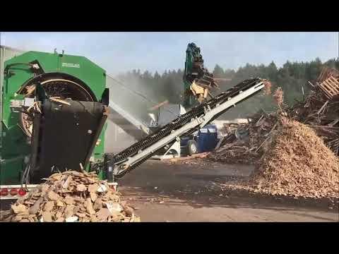 ZEMMLER® MULTI SCREEN® MS 5200 - Altholz / wood waste