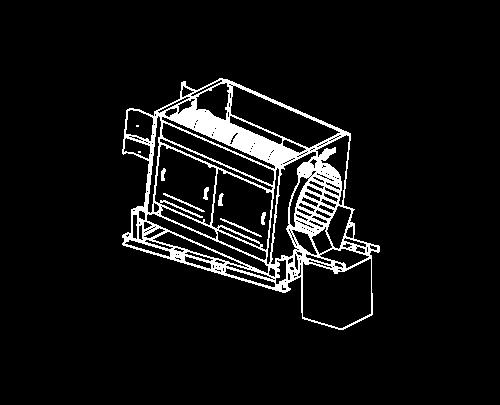 MS3200 – stationäre Doppeltrommel-Siebanlagen