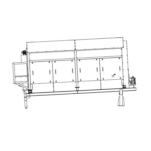MS6700 – stationäre Doppeltrommel-Siebanlage – Zemmler Siebanlagen GmbH