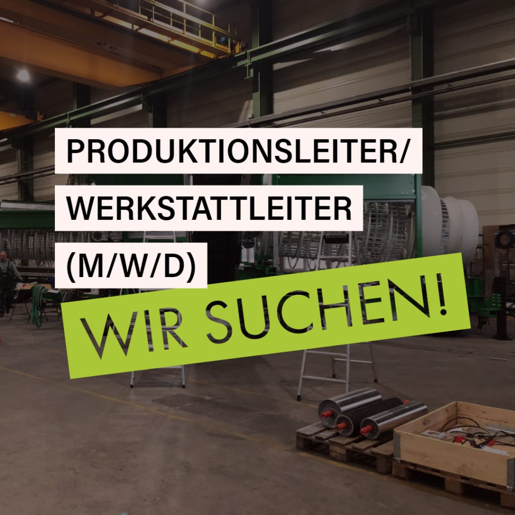 Zemmler Siebanlagen GmbH – Produktionsleiter
