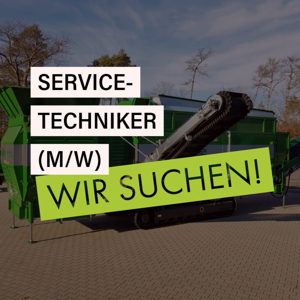 Zemmler Siebanlagen GmbH – Service-Techniker