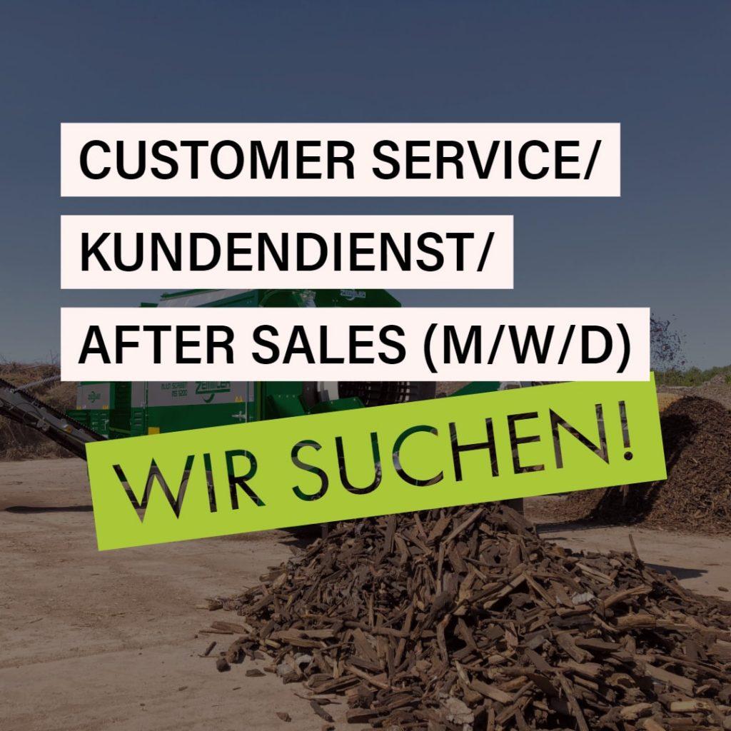 Zemmler Siebanlagen GmbH – Kundendienst