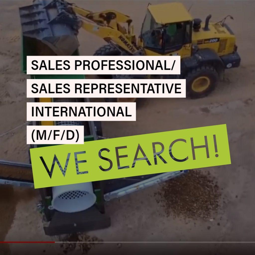Zemmler Siebanlagen GmbH – Außendienst International