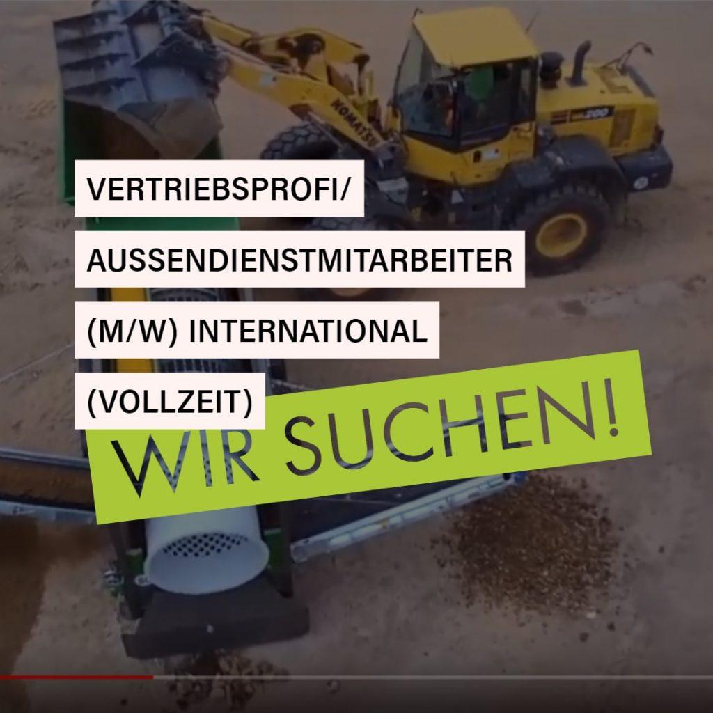 Zemmler Siebanlagen GmbH – Vertriebsprofi